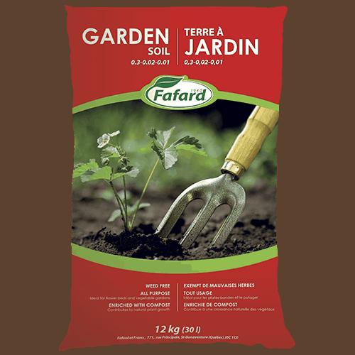 Soils product
